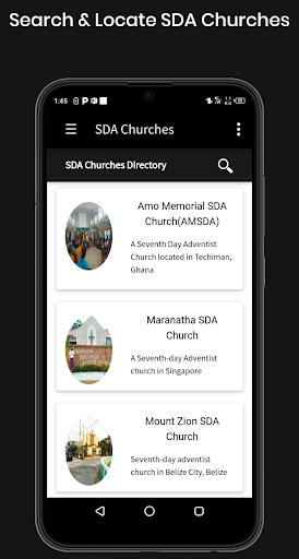 SDA HandBook  screenshots 4