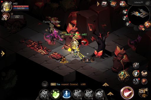 The Greedy Cave 2: Time Gate  screenshots 6