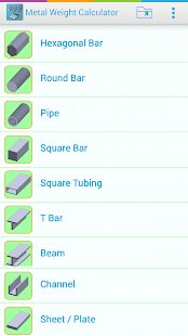 Metal Weight Calculator Apps On Google Play