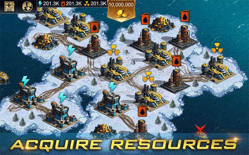 Télécharger Warship Command: Conquer The Ocean APK MOD 2