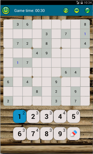 free sudoku screenshot 1