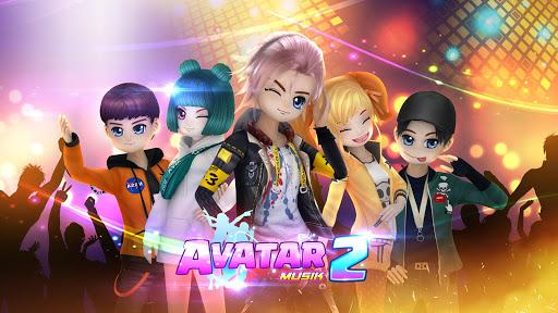 Avatar Musik 2 poster