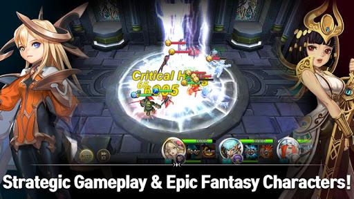 Soul Seeker: Six Knights u2013 Strategy Action RPG screenshots 4