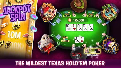 Governor of Poker 3 - Free Texas Holdem Card Games 8.2.0 screenshots 4