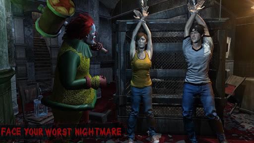 Horror Clown Survival - Scary Games 2020 screenshots 1