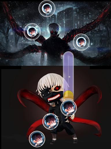Anime Piano Magic Tiles - SAO Ghoul Boku Titan 1.8 screenshots 9