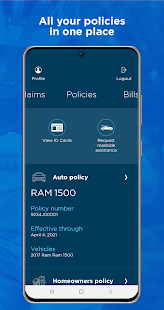 Nationwide Mobile Screenshot