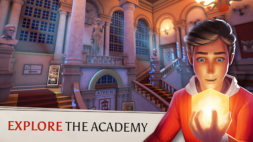 The Academy: The First Riddle  screenshots 1