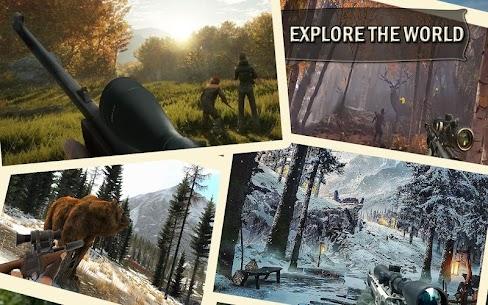Sniper Animal Shooting 3D:Wild Animal Hunting Game 1