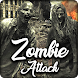 Zombie Attack Keyboard - Zombie World Themes