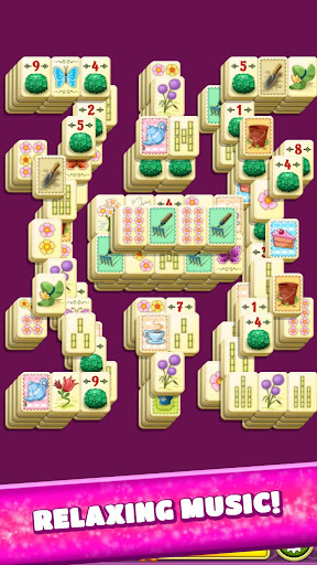 Mahjong Spring Flower Garden screenshots 7