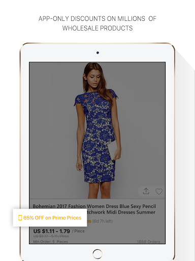 DHgate - online wholesale stores Apkfinish screenshots 13