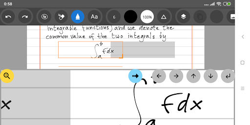 Ink&Paper Handwrite PDF Notes Trial apktram screenshots 5