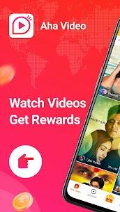 Aha Video Reward – Watch Videos, Download, Rewards Apk Download New 2021 1