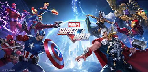 Marvel Super War - Game online HP terbaik