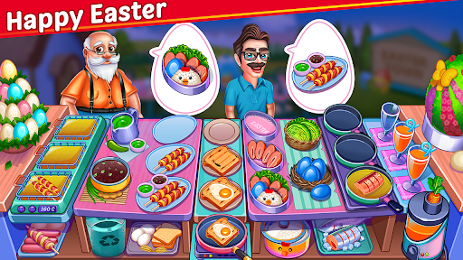 Christmas Cooking : Crazy Food Fever Cooking Games  screenshots 2