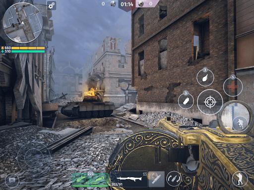 World War 2 - Battle Combat (FPS Games) modavailable screenshots 12