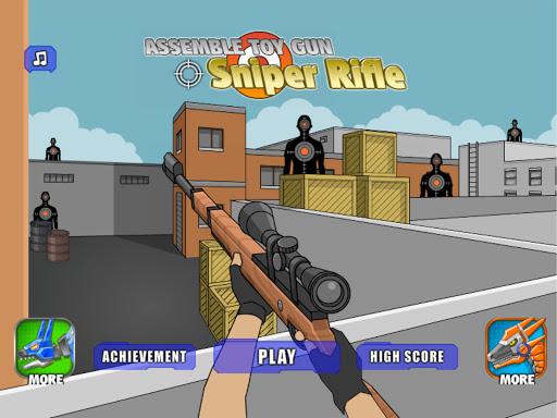 Assemble Toy Gun Sniper Rifle 2.0 screenshots 9