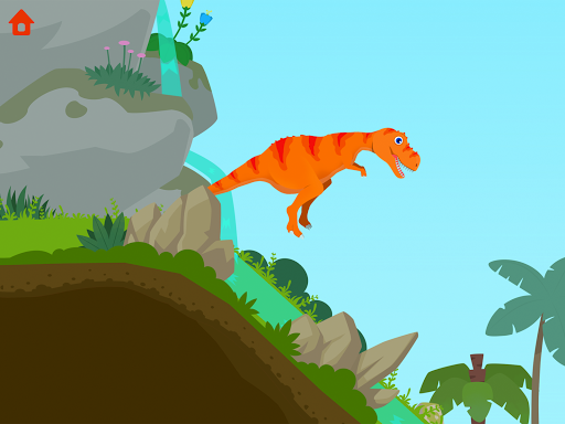 Dinosaur Island: T-Rex Games for kids in jurassic 1.0.6 screenshots 9