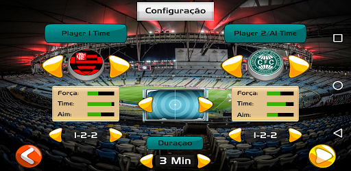 Futebol de Botu00e3o apkslow screenshots 9