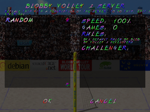 Blobby Volley 2 For PC Windows (7, 8, 10, 10X) & Mac Computer Image Number- 7