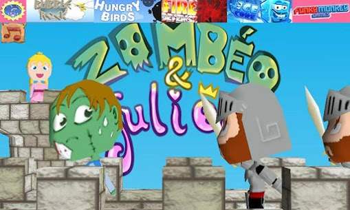 Zombeo And Juliet Hack for iOS and Android 1