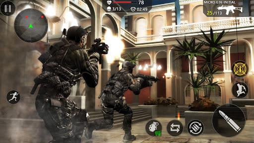 Modern Combat 2021 : Free Offline Cyberpunk FPS 1.0.4 screenshots 8