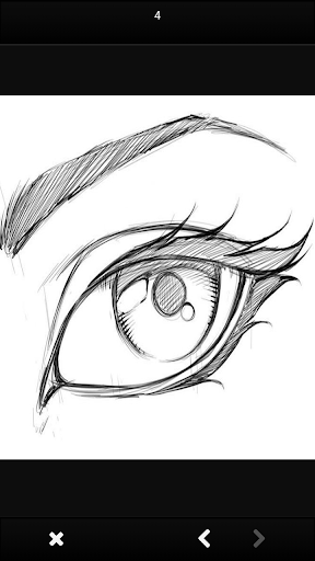 How to Draw Eyes Step by Step  Screenshots 5