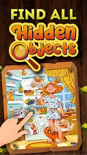 Hidden Objects - Puzzle Game Screenshot