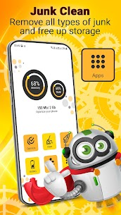 Free Quick Cleaner 2.0  clean and speed up your Android 1