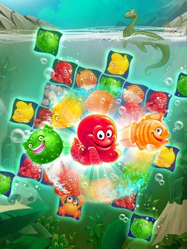 Mermaid - treasure match-3 2.42.0 screenshots 13