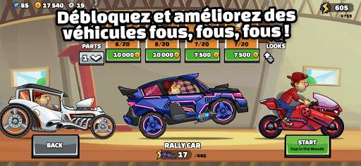 Hill Climb Racing 2  screenshots 3