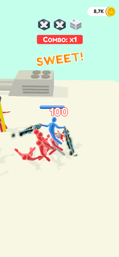 Jelly Fighter: Color candy & stickman games 0.7.0 screenshots 10
