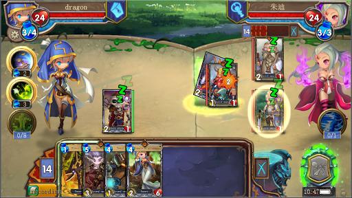 Dragon Call (Card battle TCG) apkdebit screenshots 8