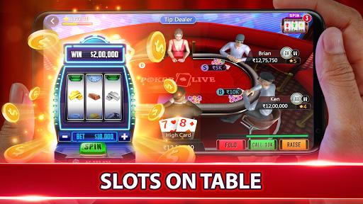 Poker Live! 3D Texas Hold'em 1.9.1 screenshots 6