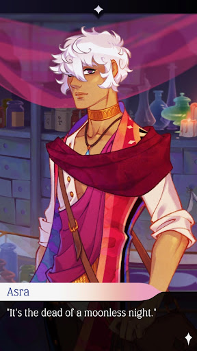 The Arcana: A Mystic Romance - Interactive Story 1.98 screenshots 7