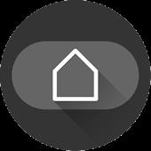 icono Botón de inicio multi-acción