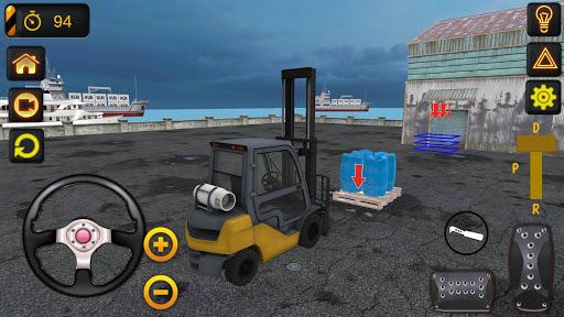 Forklift Simulator Realistic Game screenshots 2