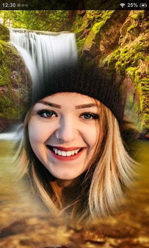 Waterfall Photo Editor & Photo Frames apktram screenshots 4