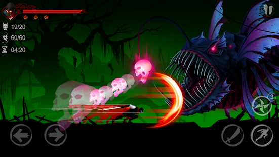 Ninja Raiden Revenge 1.6.5 Screenshots 4