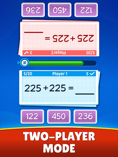 Math Games - Addition, Subtraction, Multiplication android2mod screenshots 23