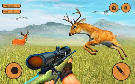 Wild Animals Hunting Games 3D  screenshots 2