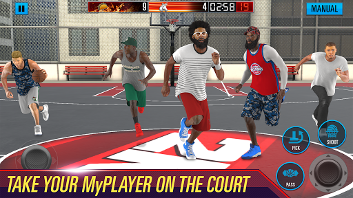 NBA 2K Mobile Basketball screenshots 4