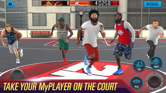 Free NBA 2K Mobile Basketball Game 4