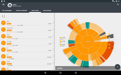Storage Analyzer & Disk Usage 4.1.0.9 Screenshots 10