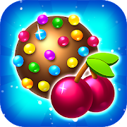 Sweet Candy Puzzle Mania - food cafe match 3