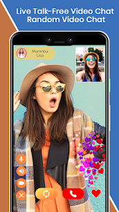 Live Talk-Free Video Chat-Random Video Chat 9.0 [Mod + APK] Android 3