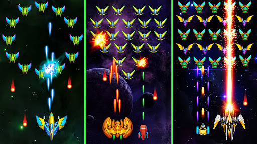 Galaxy Invaders: Alien Shooter -Free Shooting Game apkpoly screenshots 7