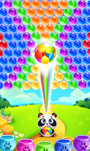 Little Panda Bubble Screenshot