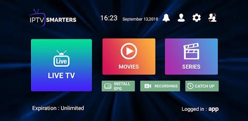 Iptv Smarters Pro Apps On Google Play